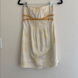 Free People Mini Sun Dress Medium
